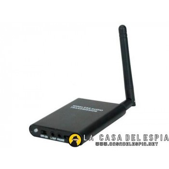 Micrófono RF Wireless 300 metros
