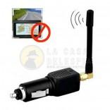 Bloqueador de Señal GPS  - Mini Anti GPS tracker protector - para Cigarrilero (1500-1600MHz)