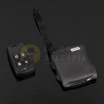 Mini Camara Flex HD con Placa de Módulo y Control Remoto DV DVR CCTV