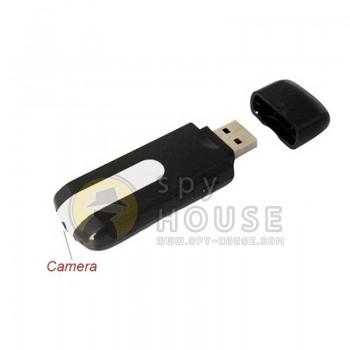 Unidad Flash (Pen Driver) Espia con Camara Oculta DVR