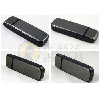Cámara de visión nocturna Pen Drive USB de bolsillo videocámara Mini DVR