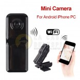 Mini IP Wifi Wireless CCTV Camara de Vigilancia Camcorder para Android & iPhone