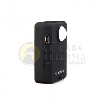 Dispositivo Escucha GSM con alarma PIR Sensor Infrarrojo con Deteccion de movimiento