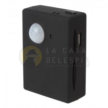 Mini Camara Infrarroja Wireless 1.3M Video de Vigilancia GSM Autodial para Casa o Oficina GSM PIR MMS Mini Sistema de Alarma