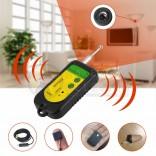 Dispositivo Anti-Espia buscador de la señal del dispositivo RF Detector de cámaras ocultas inalámbrica GSM y WIFI - Hecho en Israel