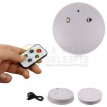 Hidden Mini Camera like to Smoke Detector, quality HD with Motion Detection