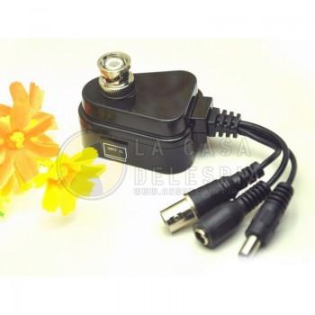 Super Mini DVR Negro Deteccion de Movimiento con Tarjeta de Memoria Micro SD