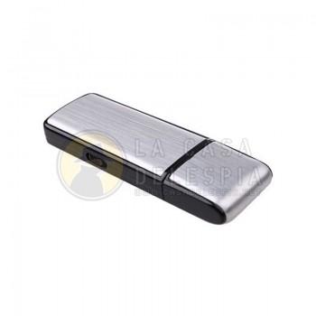 Grabador USB Digital de Sonidos Voz y Audio USB Flash Drive con bateria recargable Li-ion