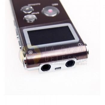 Grabador Digital de Voz y Telefono 8gb