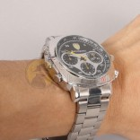 Elegant Watch Spy Metal, with hidden camera, videos and photos