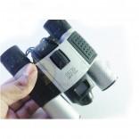 Binocular Espia toma fotos y videos hasta 1km de distancia