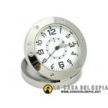 Reloj de Metal de escritorio para la casa u oficina con sensor de movimiento