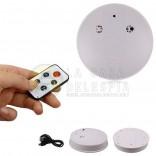 Camara Oculta tipo Sensor de Alarmas para Incendios, (Detector de humo) Calidad HD y Deteccion de Movimientos HD
